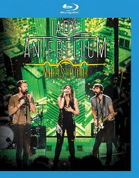 Cover Lady Antebellum - Wheels Up Tour [DVD]